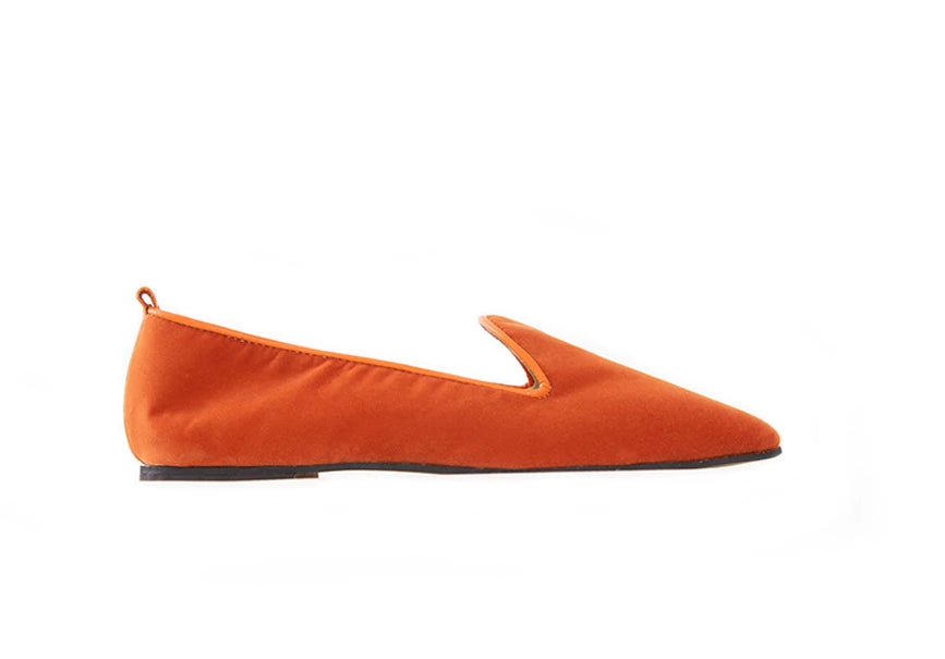 Friederike - Pointed Loafer