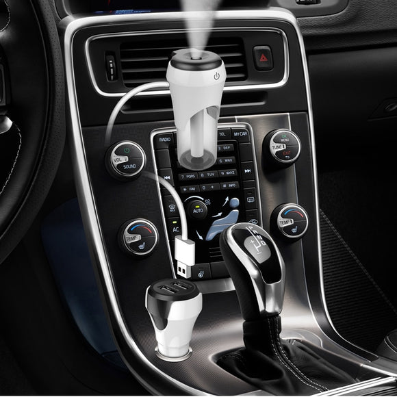 New Mini Car Air Humidifier