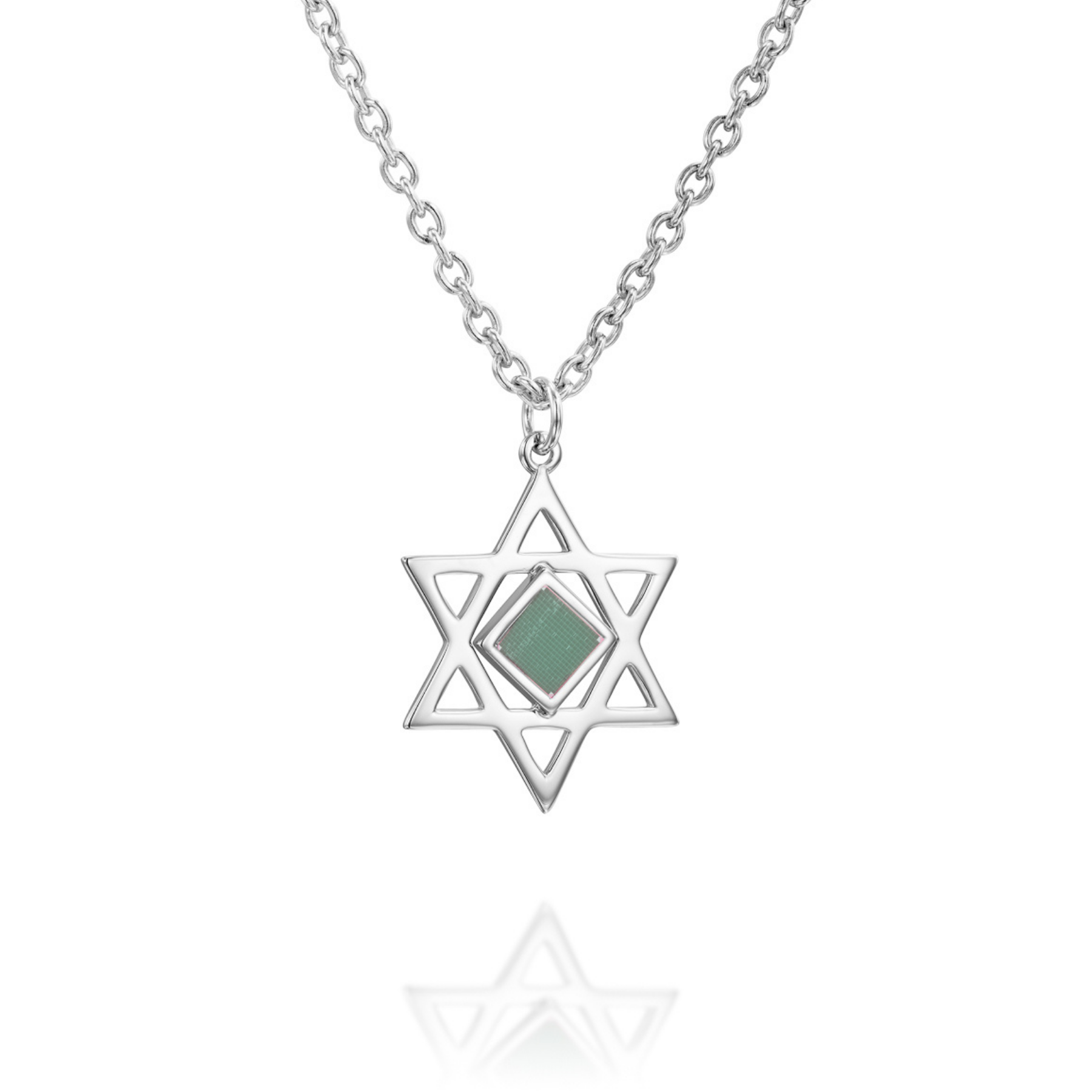 Star of David Necklace- MEN