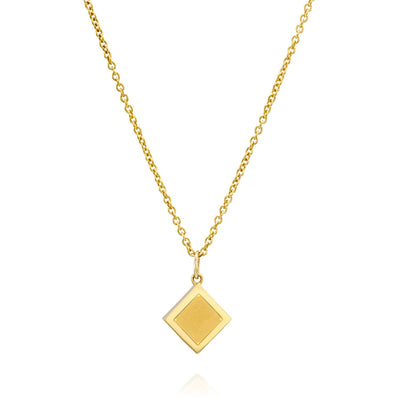 TANAOR Necklace - Gold & Diamonds collection