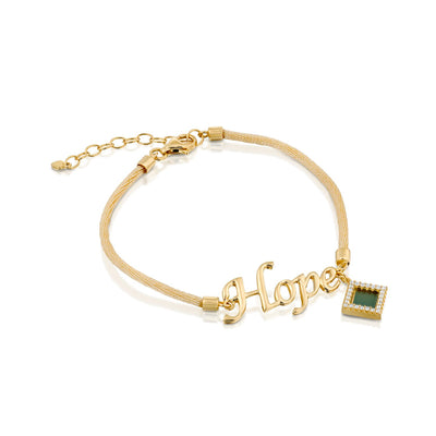 Hope Shiny Bracelet