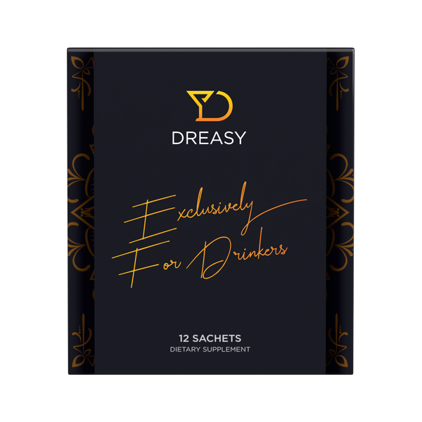 Dreasy, For Hangovers - 1 Box (Special Launch)