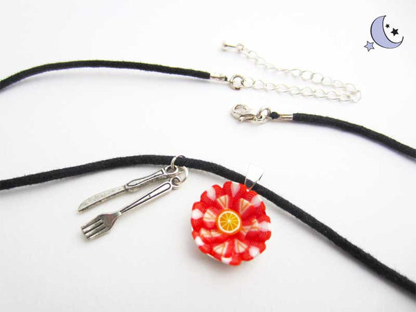 Adjustable Black Cord