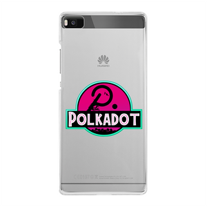 👕 Polkadot Back Printed Transparent Hard Phone Case - Best Bitcoin Shirt Shop für Deutschland, Österreich, Schweiz. Top Qualität, 3-5 Tage geliefert und Krypto, Paypal Zahlung