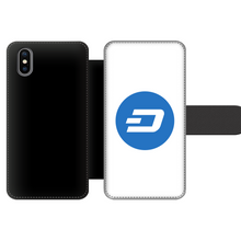 Laden Sie das Bild in den Galerie-Viewer, 👕 Dash Logo Merch Crypto Front Printed Wallet Cases - Best Bitcoin Shirt Shop für Deutschland, Österreich, Schweiz. Top Qualität, 3-5 Tage geliefert und Krypto, Paypal Zahlung