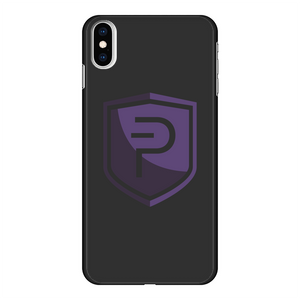 👕 Pivx Logo Crypto Merch Back Printed Black Hard Phone Case - Best Bitcoin Shirt Shop für Deutschland, Österreich, Schweiz. Top Qualität, 3-5 Tage geliefert und Krypto, Paypal Zahlung