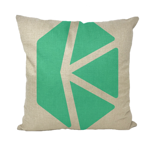 👕 Kyber Network KNC Logo Throw Pillows - Best Bitcoin Shirt Shop für Deutschland, Österreich, Schweiz. Top Qualität, 3-5 Tage geliefert und Krypto, Paypal Zahlung