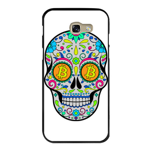 👕 Bitcoin Sugar Skull Back Printed Black Hard Phone Case - Best Bitcoin Shirt Shop für Deutschland, Österreich, Schweiz. Top Qualität, 3-5 Tage geliefert und Krypto, Paypal Zahlung