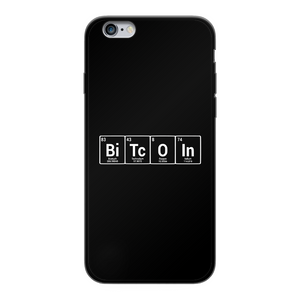 👕 Bitcoin Periodic Table Back Printed Black Soft Phone Case - Best Bitcoin Shirt Shop für Deutschland, Österreich, Schweiz. Top Qualität, 3-5 Tage geliefert und Krypto, Paypal Zahlung