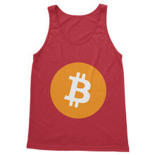 Laden Sie das Bild in den Galerie-Viewer, 👕 Bitcoin Logo Classic Women's Tank Top - Best Bitcoin Shirt Shop für Deutschland, Österreich, Schweiz. Top Qualität, 3-5 Tage geliefert und Krypto, Paypal Zahlung