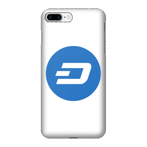 👕 Dash Logo Merch Crypto Fully Printed Tough Phone Case - Best Bitcoin Shirt Shop für Deutschland, Österreich, Schweiz. Top Qualität, 3-5 Tage geliefert und Krypto, Paypal Zahlung