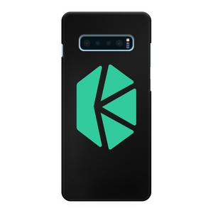 👕 Kyber Network KNC Logo Back Printed Black Hard Phone Case - Best Bitcoin Shirt Shop für Deutschland, Österreich, Schweiz. Top Qualität, 3-5 Tage geliefert und Krypto, Paypal Zahlung