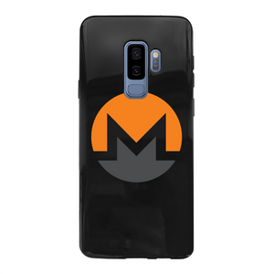 👕 Monero Logo Back Printed Black Soft Phone Case - Best Bitcoin Shirt Shop für Deutschland, Österreich, Schweiz. Top Qualität, 3-5 Tage geliefert und Krypto, Paypal Zahlung