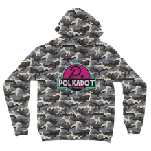 Laden Sie das Bild in den Galerie-Viewer, 👕 Polkadot Camouflage Adult Hoodie - Best Bitcoin Shirt Shop für Deutschland, Österreich, Schweiz. Top Qualität, 3-5 Tage geliefert und Krypto, Paypal Zahlung
