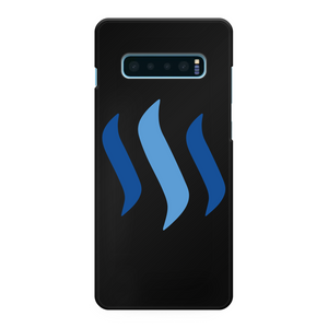 👕 Steem Dollars SBD Logo Back Printed Black Hard Phone Case - Best Bitcoin Shirt Shop für Deutschland, Österreich, Schweiz. Top Qualität, 3-5 Tage geliefert und Krypto, Paypal Zahlung