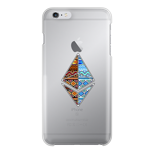 👕 Afrithereum African Ethereum Back Printed Transparent Hard Phone Case - Best Bitcoin Shirt Shop für Deutschland, Österreich, Schweiz. Top Qualität, 3-5 Tage geliefert und Krypto, Paypal Zahlung