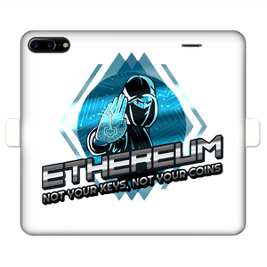 👕 Ethereum not your keys Vollständig bedrucktes Bitcoin Case - Best Bitcoin Shirt Shop für Deutschland, Österreich, Schweiz. Top Qualität, 3-5 Tage geliefert und Krypto, Paypal Zahlung