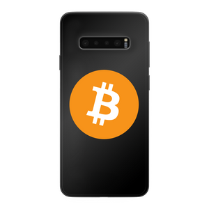 👕 Bitcoin Logo Back Printed Black Soft Phone Case - Best Bitcoin Shirt Shop für Deutschland, Österreich, Schweiz. Top Qualität, 3-5 Tage geliefert und Krypto, Paypal Zahlung