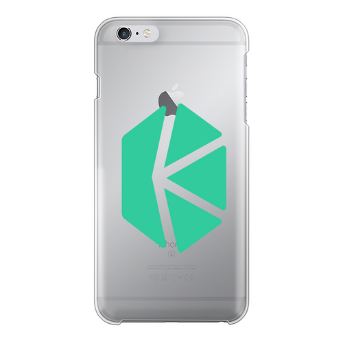 👕 Kyber Network KNC Logo Back Printed Transparent Hard Phone Case - Best Bitcoin Shirt Shop für Deutschland, Österreich, Schweiz. Top Qualität, 3-5 Tage geliefert und Krypto, Paypal Zahlung