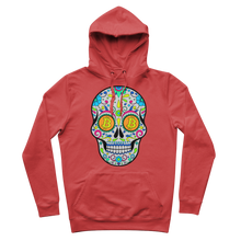 Laden Sie das Bild in den Galerie-Viewer, 👕 Bitcoin Sugar Skull Premium Adult Hoodie - Best Bitcoin Shirt Shop für Deutschland, Österreich, Schweiz. Top Qualität, 3-5 Tage geliefert und Krypto, Paypal Zahlung