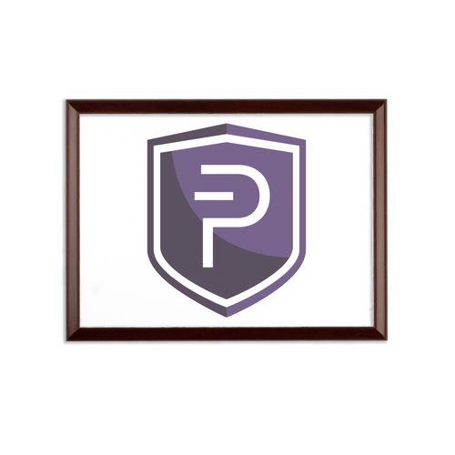👕 Pivx Logo Crypto Merch Sublimation Wall Plaque - Best Bitcoin Shirt Shop für Deutschland, Österreich, Schweiz. Top Qualität, 3-5 Tage geliefert und Krypto, Paypal Zahlung