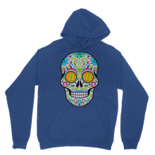 Laden Sie das Bild in den Galerie-Viewer, 👕 Bitcoin Sugar Skull Classic Adult Hoodie - Best Bitcoin Shirt Shop für Deutschland, Österreich, Schweiz. Top Qualität, 3-5 Tage geliefert und Krypto, Paypal Zahlung