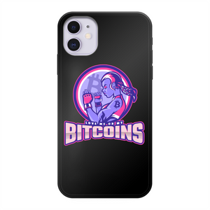 👕 Bitcoin Boxergirl Back Printed Black Soft Phone Case - Best Bitcoin Shirt Shop für Deutschland, Österreich, Schweiz. Top Qualität, 3-5 Tage geliefert und Krypto, Paypal Zahlung