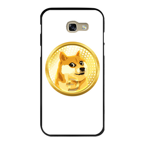 👕 Dogecoin Hund Shiba Inu Meme Back Printed Black Hard Phone Case - Best Bitcoin Shirt Shop für Deutschland, Österreich, Schweiz. Top Qualität, 3-5 Tage geliefert und Krypto, Paypal Zahlung