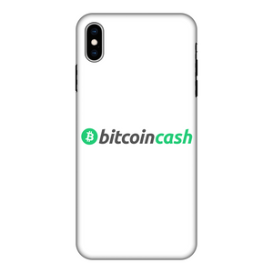 👕 Bitcoin Cash BCH Merch Fully Printed Tough Phone Case - Best Bitcoin Shirt Shop für Deutschland, Österreich, Schweiz. Top Qualität, 3-5 Tage geliefert und Krypto, Paypal Zahlung