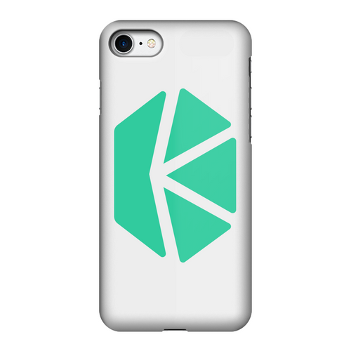 👕 Kyber Network KNC Logo Fully Printed Tough Phone Case - Best Bitcoin Shirt Shop für Deutschland, Österreich, Schweiz. Top Qualität, 3-5 Tage geliefert und Krypto, Paypal Zahlung