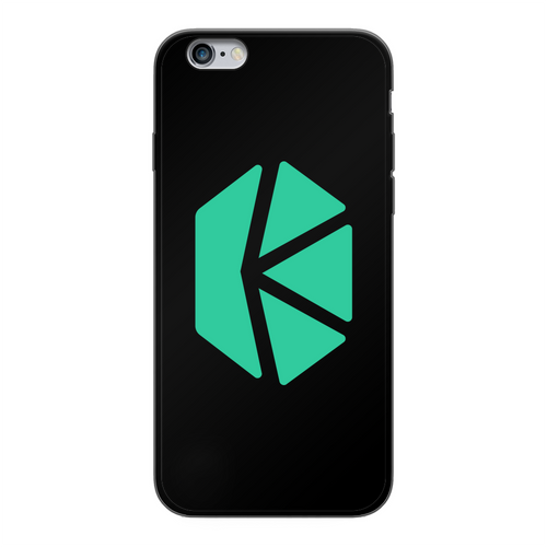 👕 Kyber Network KNC Logo Back Printed Black Soft Phone Case - Best Bitcoin Shirt Shop für Deutschland, Österreich, Schweiz. Top Qualität, 3-5 Tage geliefert und Krypto, Paypal Zahlung