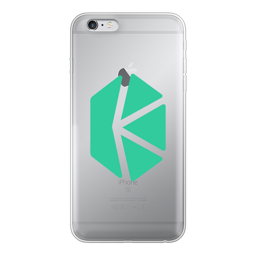 👕 Kyber Network KNC Logo Back Printed Transparent Soft Phone Case - Best Bitcoin Shirt Shop für Deutschland, Österreich, Schweiz. Top Qualität, 3-5 Tage geliefert und Krypto, Paypal Zahlung