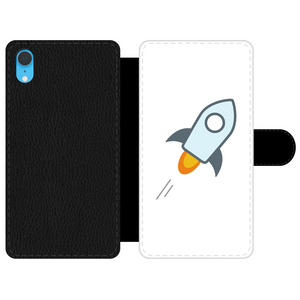 👕 stellar XLM Logo Crypto Merch Front Printed Wallet Cases - Best Bitcoin Shirt Shop für Deutschland, Österreich, Schweiz. Top Qualität, 3-5 Tage geliefert und Krypto, Paypal Zahlung