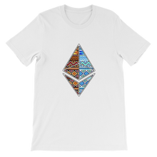 Laden Sie das Bild in den Galerie-Viewer, 👕 Afrithereum African Ethereum Classic Kids T-Shirt - Best Bitcoin Shirt Shop für Deutschland, Österreich, Schweiz. Top Qualität, 3-5 Tage geliefert und Krypto, Paypal Zahlung