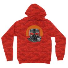 Load the picture into the gallery viewer, 👕 Monero Gasmaske Camouflage Adult Hoodie - Best Bitcoin Shirt Shop für Deutschland, Österreich, Schweiz. Top Qualität, 3-5 Tage geliefert und Krypto, Paypal Zahlung