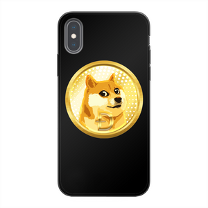 👕 Dogecoin Hund Shiba Inu Meme Back Printed Black Soft Phone Case - Best Bitcoin Shirt Shop für Deutschland, Österreich, Schweiz. Top Qualität, 3-5 Tage geliefert und Krypto, Paypal Zahlung