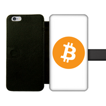 Laden Sie das Bild in den Galerie-Viewer, 👕 Bitcoin Logo Front Printed Wallet Cases - Best Bitcoin Shirt Shop für Deutschland, Österreich, Schweiz. Top Qualität, 3-5 Tage geliefert und Krypto, Paypal Zahlung