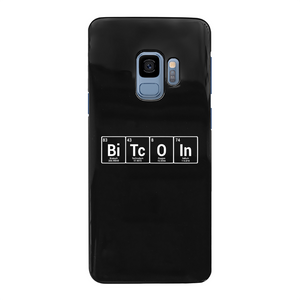 👕 Bitcoin Periodic Table Back Printed Black Hard Phone Case - Best Bitcoin Shirt Shop für Deutschland, Österreich, Schweiz. Top Qualität, 3-5 Tage geliefert und Krypto, Paypal Zahlung
