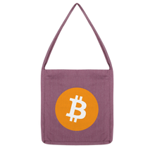 Laden Sie das Bild in den Galerie-Viewer, 👕 Bitcoin Logo Classic Tote Bag - Best Bitcoin Shirt Shop für Deutschland, Österreich, Schweiz. Top Qualität, 3-5 Tage geliefert und Krypto, Paypal Zahlung