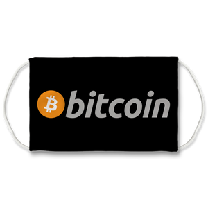 👕 Bitcoin Logo printed Face Mask + 10 Replacement Filters - Best Bitcoin Shirt Shop für Deutschland, Österreich, Schweiz. Top Qualität, 3-5 Tage geliefert und Krypto, Paypal Zahlung