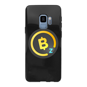 👕 BitcoinZ BTCZ Logo Back Printed Black Soft Phone Case - Best Bitcoin Shirt Shop für Deutschland, Österreich, Schweiz. Top Qualität, 3-5 Tage geliefert und Krypto, Paypal Zahlung
