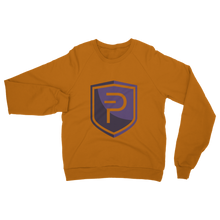 Load the picture into the gallery viewer, 👕 Pivx Logo Crypto Merch Classic Adult Sweatshirt - Best Bitcoin Shirt Shop für Deutschland, Österreich, Schweiz. Top Qualität, 3-5 Tage geliefert und Krypto, Paypal Zahlung