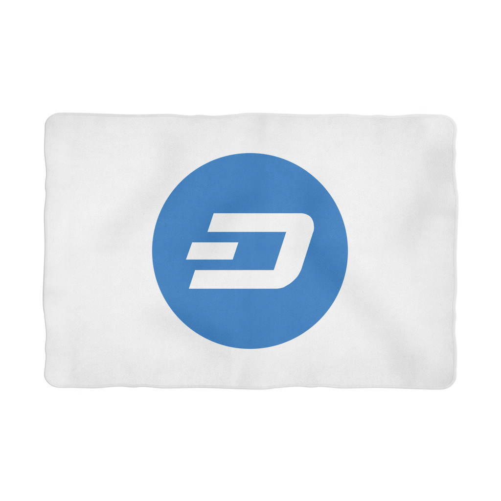 👕 Dash Logo Merch Crypto Sublimation Pet Blanket - Best Bitcoin Shirt Shop für Deutschland, Österreich, Schweiz. Top Qualität, 3-5 Tage geliefert und Krypto, Paypal Zahlung