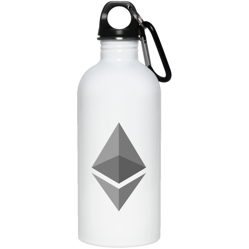 👕 23663 20 oz. Stainless Steel Water Bottle - Best Bitcoin Shirt Shop für Deutschland, Österreich, Schweiz. Top Qualität, 3-5 Tage geliefert und Krypto, Paypal Zahlung
