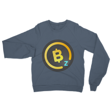 Laden Sie das Bild in den Galerie-Viewer, 👕 BitcoinZ BTCZ Logo Classic Adult Sweatshirt - Best Bitcoin Shirt Shop für Deutschland, Österreich, Schweiz. Top Qualität, 3-5 Tage geliefert und Krypto, Paypal Zahlung