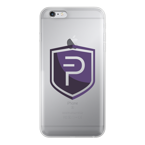 👕 Pivx Logo Crypto Merch Back Printed Transparent Soft Phone Case - Best Bitcoin Shirt Shop für Deutschland, Österreich, Schweiz. Top Qualität, 3-5 Tage geliefert und Krypto, Paypal Zahlung