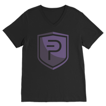 Laden Sie das Bild in den Galerie-Viewer, 👕 Pivx Logo Crypto Merch Premium V-Neck T-Shirt - Best Bitcoin Shirt Shop für Deutschland, Österreich, Schweiz. Top Qualität, 3-5 Tage geliefert und Krypto, Paypal Zahlung