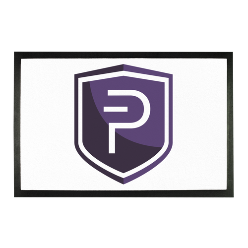 👕 Pivx Logo Crypto Merch Sublimation Doormat - Best Bitcoin Shirt Shop für Deutschland, Österreich, Schweiz. Top Qualität, 3-5 Tage geliefert und Krypto, Paypal Zahlung