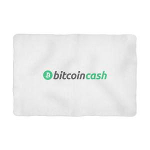 👕 Bitcoin Cash BCH Merch Sublimation Pet Blanket - Best Bitcoin Shirt Shop für Deutschland, Österreich, Schweiz. Top Qualität, 3-5 Tage geliefert und Krypto, Paypal Zahlung