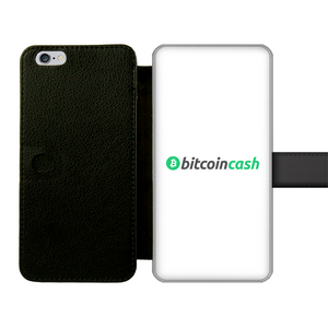 👕 Bitcoin Cash BCH Merch Front Printed Wallet Cases - Best Bitcoin Shirt Shop für Deutschland, Österreich, Schweiz. Top Qualität, 3-5 Tage geliefert und Krypto, Paypal Zahlung